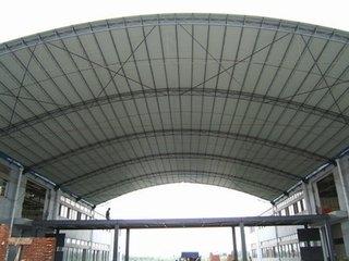 钢结构雨蓬