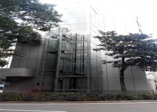 湖南省结核病医院观光电梯