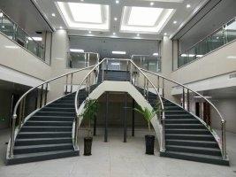 娄底中心医院楼梯