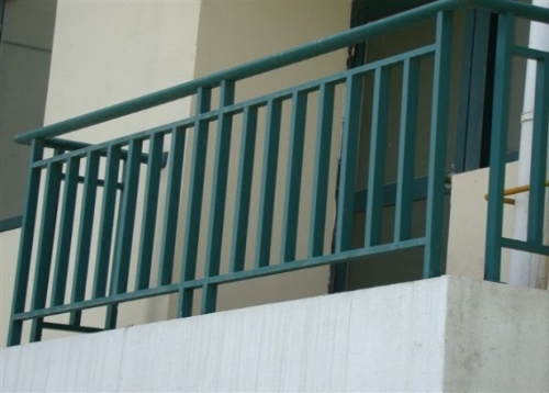 长沙锌钢栏杆扶手,锌钢围栏