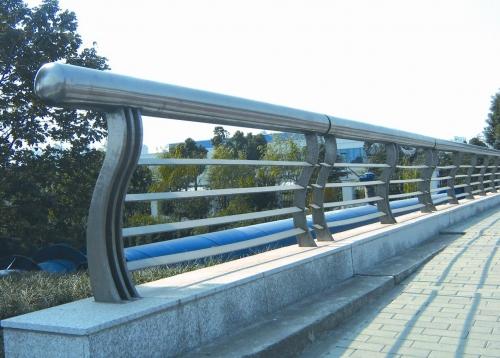 常德不锈钢护栏,复合管栏杆