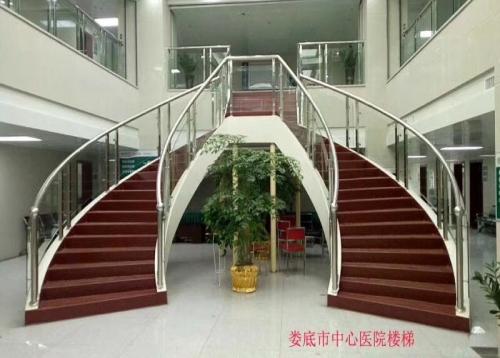 常德钢结构楼梯