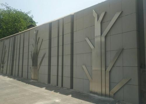 长沙不锈钢艺术景观----树杈