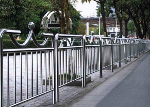 常德不锈钢复合管栏杆