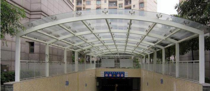 湖南钢结构车棚