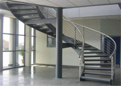 湖南钢结构楼梯
