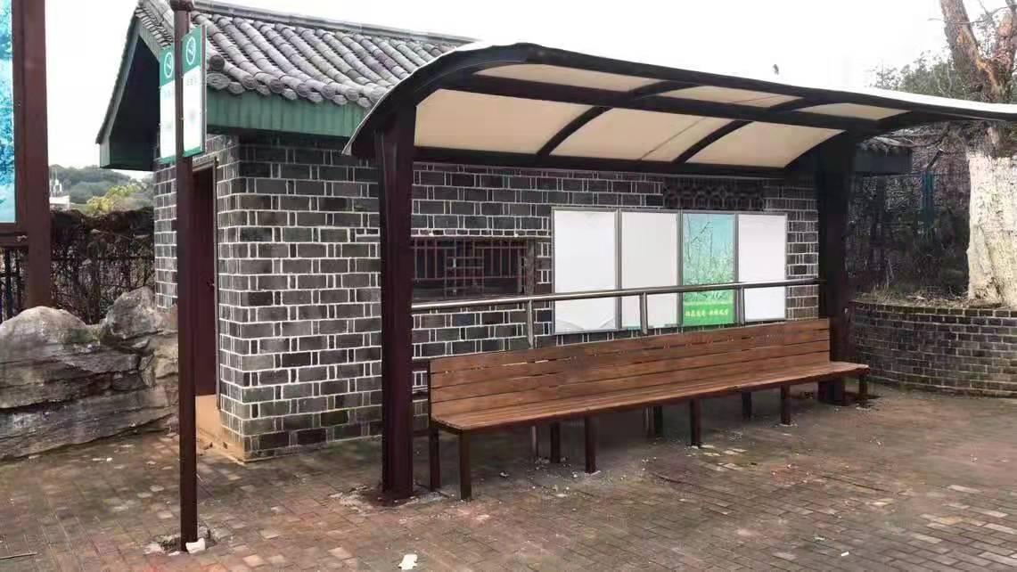 湖南钢结构雨棚